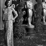 Maggie Gyllanhal poses on the red carpet before the oscar luncheon in Beverly Hills. MCT.