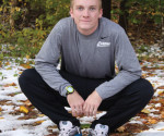 Cross country runner Josh Sutterfield -- Jenay Smith / Photo Editor