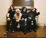 "The Pretty Reckless band, an American alternative rockband, native to New York features such talents as Taylor Momsen. The bands extended play ""Light Me Up"" reached No. 4 on iTunes chart."