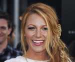 Blake Lively sports a summer braid