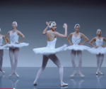 "Creative Commons  Swift performing in her latest video, ""Shake it Off."" The country ""sweetheart"" dances to many different styles in the clip."