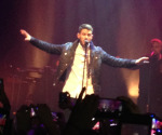 Nick Jonas performed to a sold out crowd in New York City. (Lauren Hight/Multimedia Editor)
