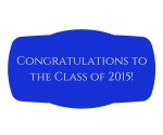 Congratulations to the Class of 2015