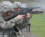 Military weapons should be kept to those using them in the armed forces. (Creative Commons)