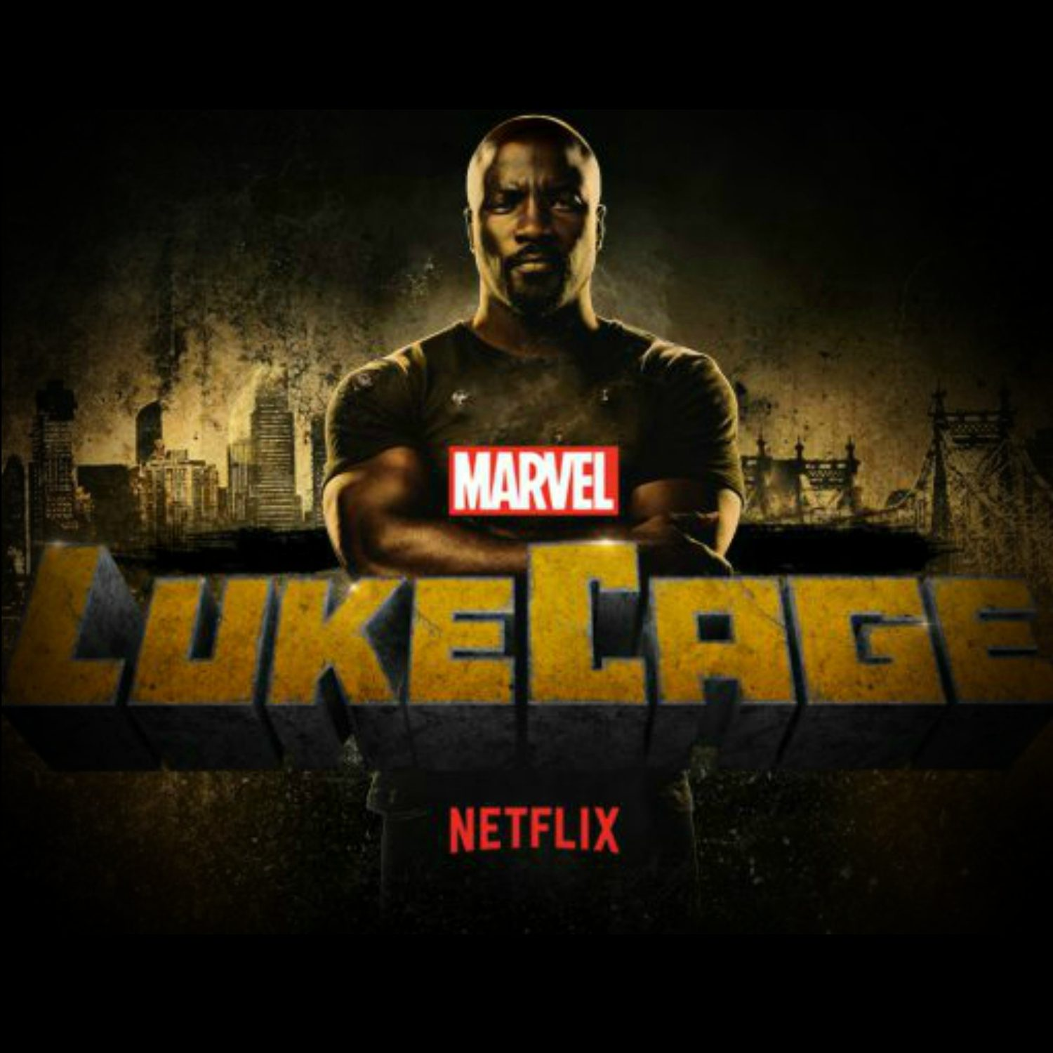 The symbolic power of a bulletproof black man in a hoodie: social commentary in 'Luke Cage'