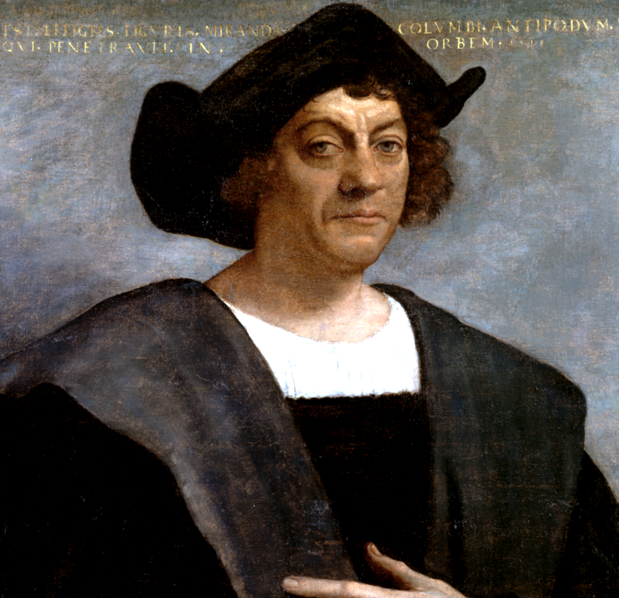 How should we celebrate Columbus Day?