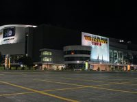 Wells Fargo Center. Location of the Philadelphia Wings