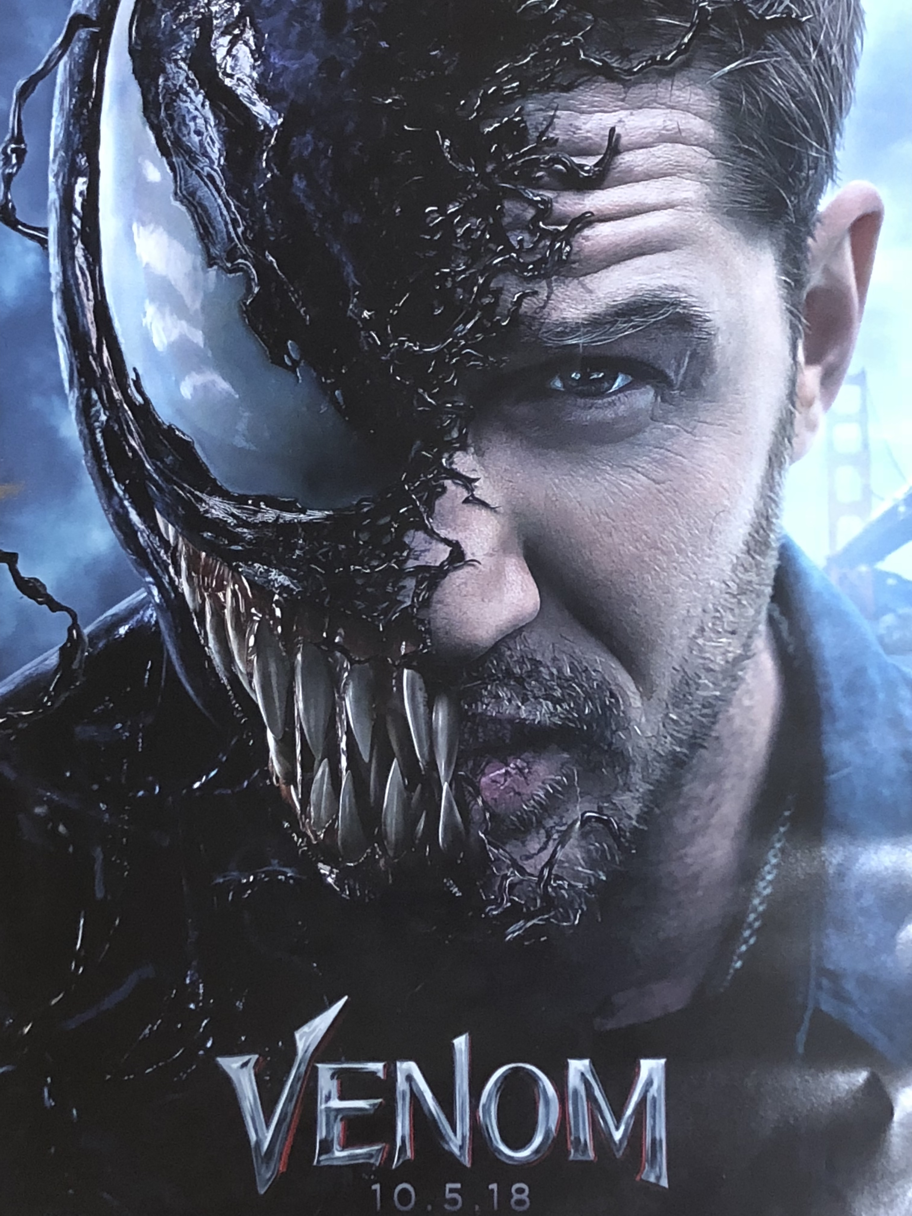 Venom' takes a bite out of the box office as critics and