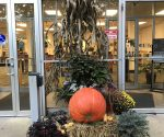 Fall season decorations  Photo credit by: Nick Marcellino