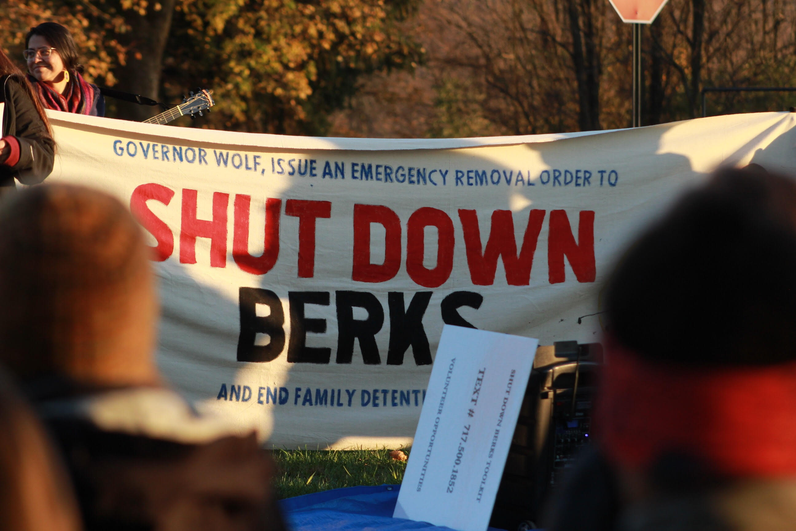 Berks County family detention center remains open despite